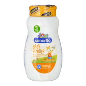 Kodomo Baby Powder 50g Natural Soft Protection for Sensitive Skin