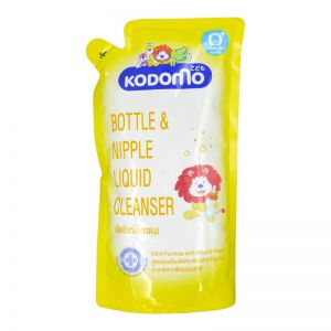 Kodomo Bottle & Nipple Liquid Cleanser 600ml Refill