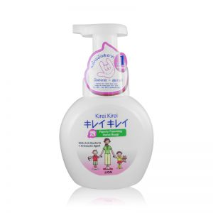 Kirei Kirei Family Foaming Hand Soap Original 250ml (anti-bacteria)