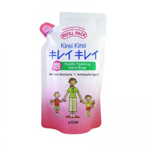 Kirei Kirei Family Foaming Hand Soap Original 200ml Refill Pack