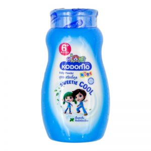 Kodomo Baby Powder 50g Sweetie Cool Blue for Kids