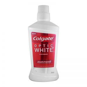 Colgate Plax Mouthwash 750ml Optic White