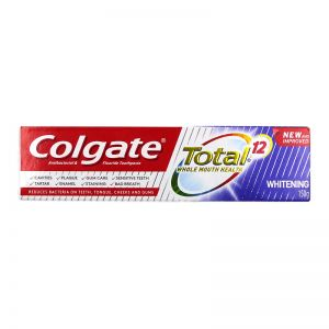 Colgate Toothpaste Total Professional 150g Professional Whitening Gel