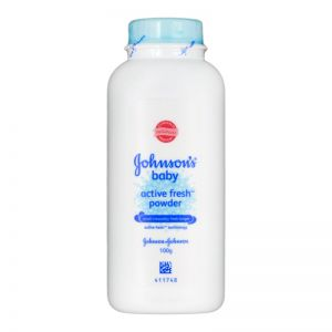 Johnson's Baby Powder 100g Active Fresh