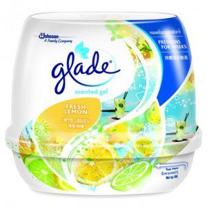 Glade Scented Gel 180g Lemon