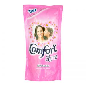 Comfort Softener Refill Kiss of Flowers Pink 580ml
