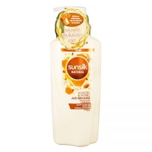 Sunsilk Shampoo 450ml Almond & Honey Anti-Breakage