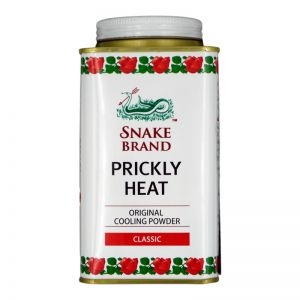 St. Luke Snake Brand Prickly Heat Cooling Powder 140g [Classic]