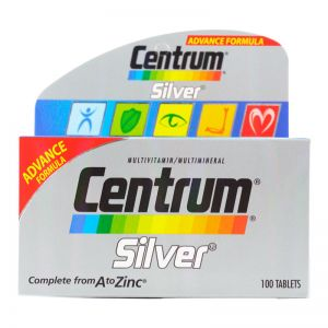 Centrum Silver Tablets 100s
