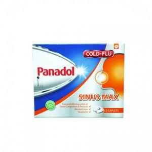 Panadol Sinus Max (12 caplets)