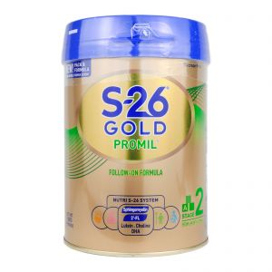 S-26 Stage 2 Promil Gold Milk Powder 900g (6mths+)