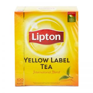 Lipton Yellow Label Tea (100 teabags x2g)