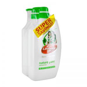 Lifebuoy Bodywash 1LX2 Nature Pure