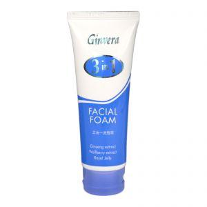 Ginvera 3 In 1 Facial Foam 100g