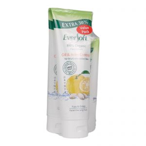 Eversoft Cleanser 130gx2 Yuzu & Ginkgo + 50g Avocado & Rice Bran