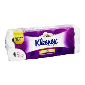 Kleenex Toilet Tissue Ultra Soft 3ply 2200sheets x10rolls