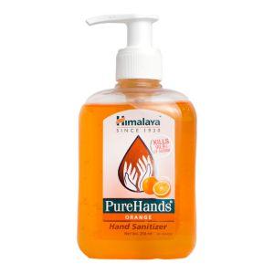 Himalaya Hand Sanitizer 250ml Orange