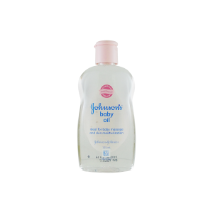 Johnson's Baby Oil 125ml Regular