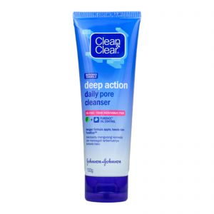 Clean & Clear Deep Pore Cleanser 100g