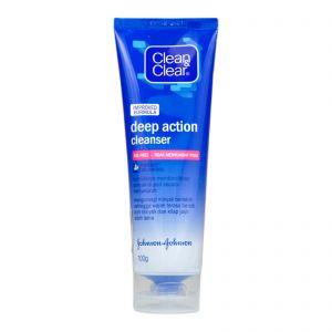 Clean & Clear Deep Action Cleanser 100ml