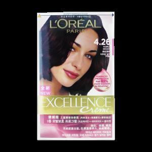 L'Oreal Excellence Crème 4.26 Purple Brown