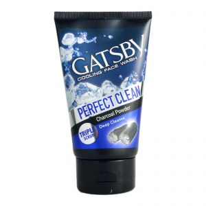 Gatsby Cooling Face Wash Perfect Clean 100g