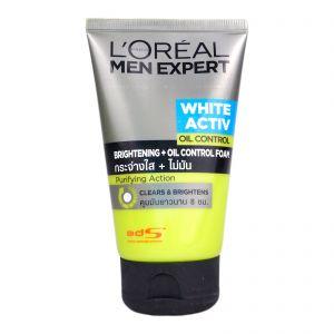 L'oreal Men Expert White Activ White Foam 100ml