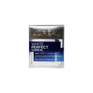 L'Oreal Paris White Perfect Clinical/Laser Day Cream SPF19 PA+++  50ml