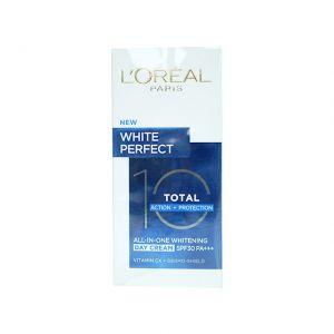 L'Oreal White Perfect Total 10 Day Cream SPF30 50ml
