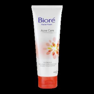 Biore Facial Foam 100g Acne Care