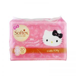 Softex HelloKittyComfort Slim Wing 23cm 20S