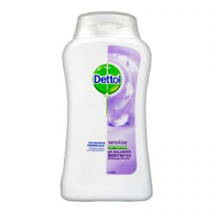 Dettol Bodywash 100ml Sensitive
