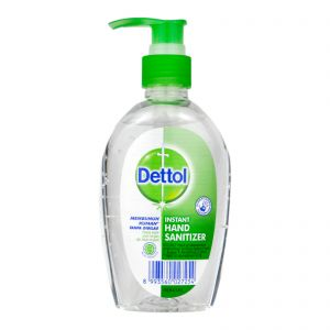 Dettol Instant Hand Sanitizer 200ml Original