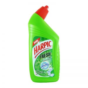 Harpic Toilet Cleaner Fresh Pine Green 450ml