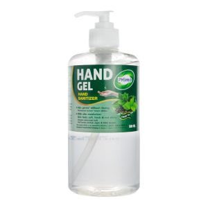 Primo Hand Gel Sanitizer 500ml Green Tea