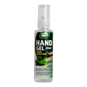Primo Hand Gel Spray Sanitizer 60ml Green Tea