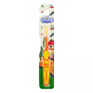 Kodomo Kids Toothbrush Dodo (Assorted Colors)