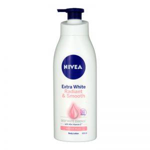Nivea Extra White Body Lotion 400ml Radiant & Smooth