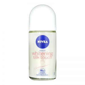 Nivea Roll-On Deodorant 50ml Whitening Silk Touch