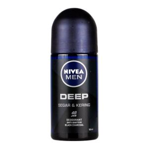 Nivea Deodorant Roll On 50ml Men Segar & Kering