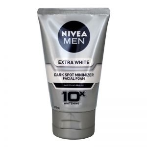 Nivea Men Advanced Whitening Facial Foam 100ml
