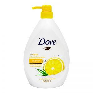 Dove Bodywash 1L Go Fresh Energize
