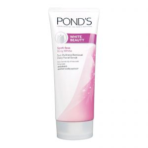 Pond's White Beauty Daily Facial Scrub 100g