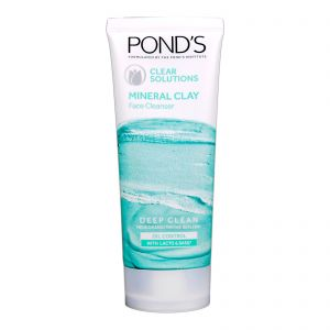Pond's Clear Solutions Face Cleanser Oil Control 90g