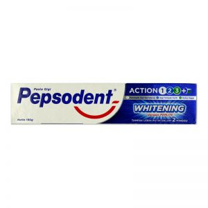 Pepsodent Toothpaste 190g Whitening