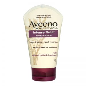 Aveeno Intensive Relief Hand Cream 100g