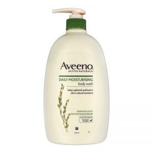 Aveeno Daily Moisturising Body Wash 1 Litre