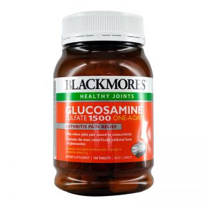 BlackMores Glucosamine Sulfate 1500mg (180 Tablets)