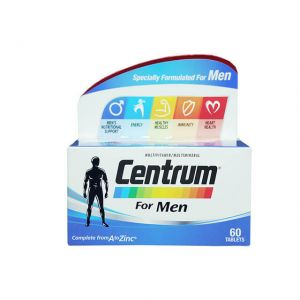 Centrum For Men Tablets 60S