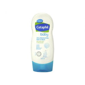 Cetaphil Baby Ultra Moisturising Bath and Wash 230ml